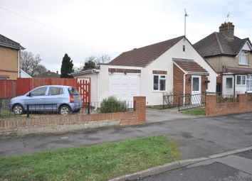 Thumbnail 2 bedroom detached bungalow for sale in Fairford Crescent, Swindon, Wiltshire