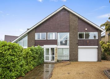 Thumbnail 5 bed detached house to rent in Drakes Close, Esher