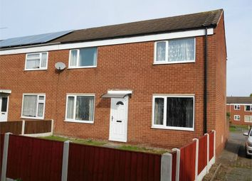 Thumbnail 3 bed end terrace house to rent in Primrose Way, Worksop, Nottinghamshire