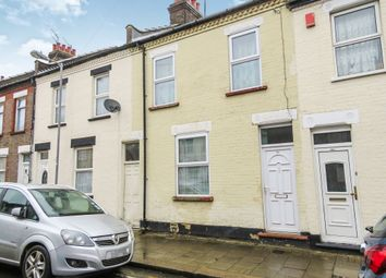 3 bed terraced house for sale in Highbury Road, Luton LU3