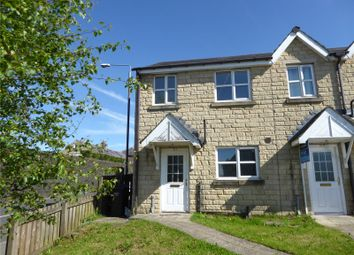 Thumbnail 2 bed end terrace house to rent in Calderdale Park, Trooper Lane, Southowram, West Yorkshire