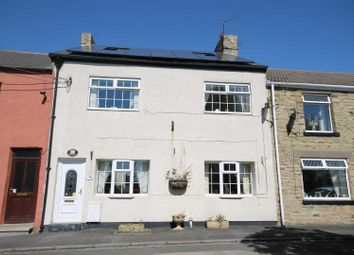 Thumbnail 3 bed terraced house for sale in Billy Row Green, Billy Row, Crook