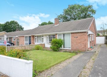 Thumbnail 2 bedroom semi-detached bungalow for sale in Windmill Way, Haxby, York
