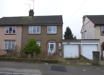 Thumbnail 3 bed semi-detached house for sale in Kingsway, Kingsthorpe, Northampton