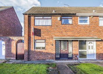 Thumbnail 3 bedroom semi-detached house for sale in Stamford Walk, Hartlepool