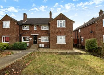 Thumbnail 2 bed maisonette for sale in Bromley Crescent, Ruislip, Middlesex