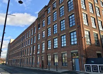 Thumbnail 1 bed flat to rent in Vulcan Mill, Malta Street, Manchester