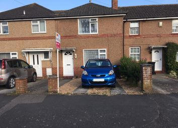 Thumbnail 2 bed terraced house for sale in Buxton Drive, Bexhill-On-Sea