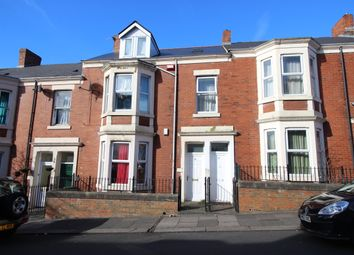 Thumbnail 5 bed terraced house for sale in Atkinson Terrace, Newcastle Upon Tyne
