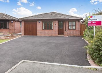 Thumbnail 3 bedroom detached bungalow for sale in The Hollies, Stourport-On-Severn