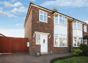 Thumbnail 3 bed semi-detached house for sale in 8 Daresbury Road, St. Helens