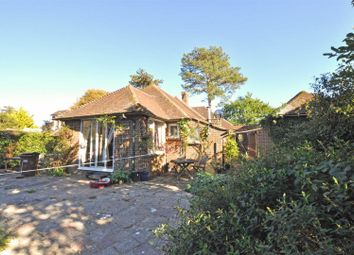 Thumbnail 4 bedroom detached bungalow for sale in Lime Park, Church Road, Herstmonceux, Hailsham