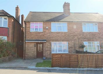 Thumbnail 3 bed semi-detached house for sale in Kingswell Road, Arnold, Nottingham