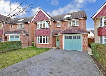 4 bed detached house for sale in Balliol Grove, Maidstone, Kent ME15