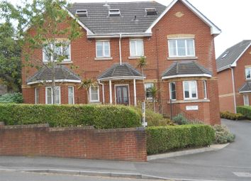 Thumbnail 2 bed flat for sale in Albert Road, Parkstone, Poole