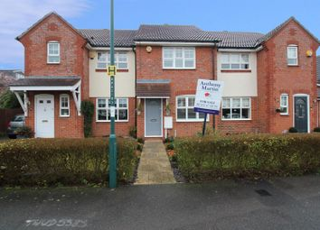 Thumbnail 2 bed terraced house for sale in Pentstemon Drive, Swanscombe