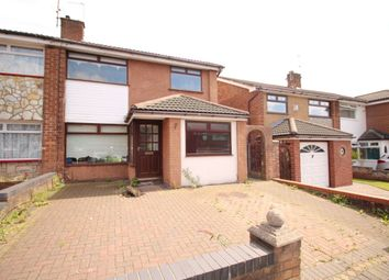 Thumbnail 3 bed semi-detached house for sale in Hinckley Road, St. Helens
