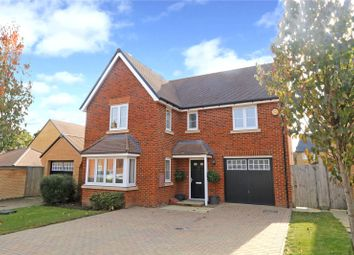 Thumbnail 4 bed detached house for sale in Willison Way, Thundersley