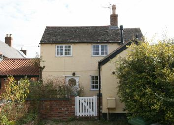 Thumbnail 2 bed cottage to rent in The Nook, Whissendine, Oakham