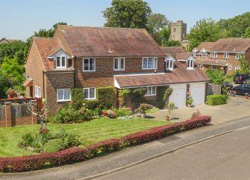 Thumbnail 5 bed detached house for sale in Rumptons Paddock, Grendon Underwood, Aylesbury