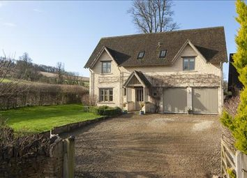 Thumbnail 4 bed detached house for sale in Colesbourne, Cheltenham, Gloucestershire