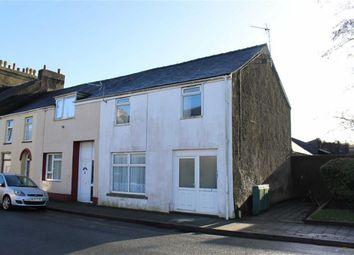 Thumbnail 3 bed end terrace house for sale in Queen Street, Pembroke Dock