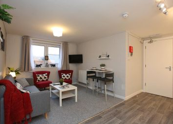 Thumbnail 1 bedroom flat to rent in Lea Road, Luton