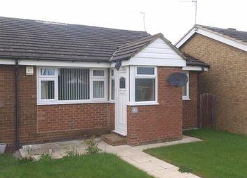 Thumbnail 2 bed semi-detached bungalow for sale in Pentridge Close, Cramlington