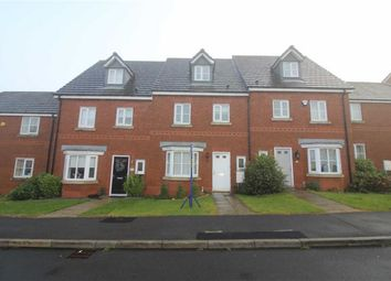 Thumbnail 4 bed terraced house for sale in Hartley Green Gardens, Billinge