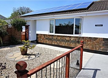 Thumbnail 3 bed detached bungalow for sale in Tresithney Road, Carharrack