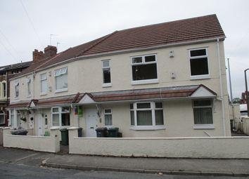 Thumbnail 2 bed flat to rent in Grosvenor Road, Prenton