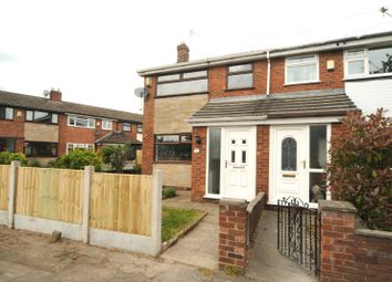 Thumbnail 3 bed semi-detached house to rent in Fieldview Drive, Warrington