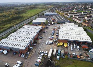 Thumbnail Industrial to let in Kirkshaws Road, Coatbridge