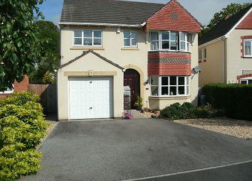 Thumbnail 4 bed detached house for sale in Upcott Valley, Okehampton, Devon