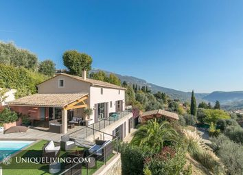 Thumbnail 5 bed villa for sale in La Bar Sur Loup, Vence, French Riviera