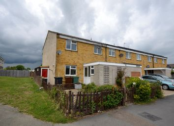 Thumbnail 3 bed end terrace house for sale in Hazelwood Avenue, Eastbourne