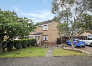 Thumbnail 2 bed semi-detached house for sale in Inglis Drive, Carronshore, Falkirk