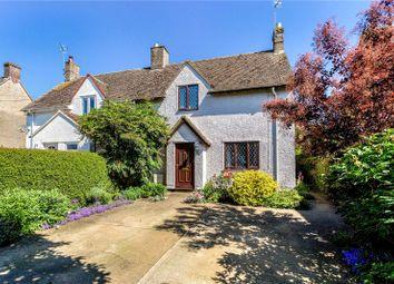 Thumbnail 2 bed semi-detached house for sale in Hempton Road, Deddington, Banbury, Oxfordshire