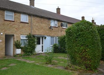 Thumbnail 3 bedroom terraced house for sale in Verulam Way, Cambridge