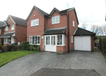 Thumbnail 3 bed detached house for sale in Carnegie Close, Sale