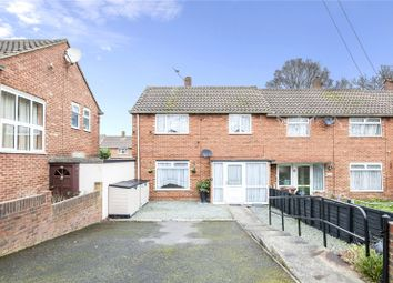 Thumbnail 3 bed end terrace house for sale in Weeds Wood Road, Chatham, Kent