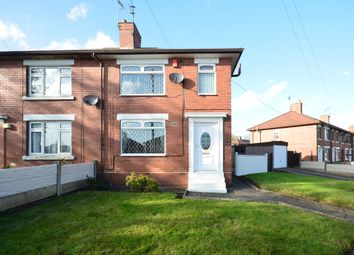 Thumbnail 3 bed semi-detached house for sale in Grangewood Road, Meir, Stoke-On-Trent