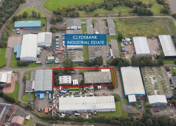 Thumbnail Industrial for sale in Beardmore Way, Clydebank