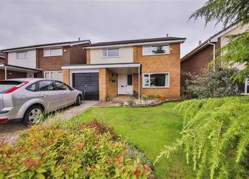 Thumbnail 4 bed detached house for sale in Dawson Avenue, Simonstone, Lancashire