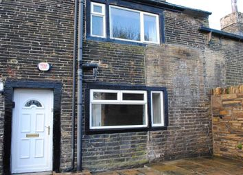Thumbnail 2 bedroom cottage to rent in Thornton Road, Queensbury, Bradford