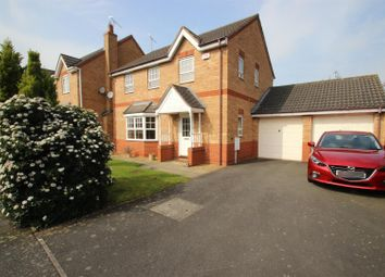 Thumbnail 4 bedroom detached house for sale in Twickenham Way, Binley, Coventry