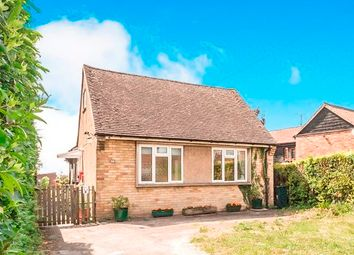 Thumbnail 2 bed bungalow for sale in Chapel Road, Breachwood Green, Hitchin, Hertfordshire