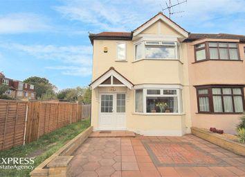 Thumbnail 4 bed semi-detached house for sale in Tennyson Avenue, Motspur Park, New Malden, Surrey