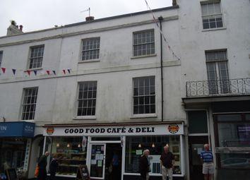 Thumbnail 2 bed flat to rent in Broad Street, Lyme Regis, Dorset