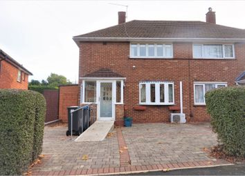 Thumbnail 2 bed semi-detached house for sale in Calley Down Crescent, Croydon